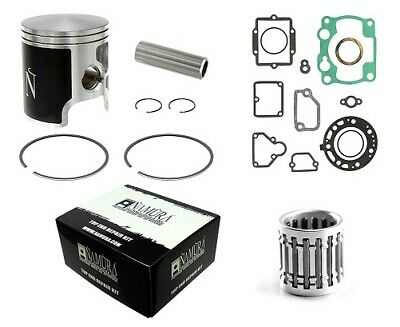 Namura Std 66.40mm Top End Rebuid Kit, Kawasaki KX250 92-03 Piston Rings Gaskets