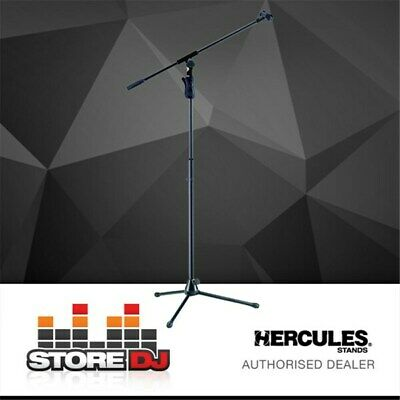 Hercules MS631B Mic Stand with Boom