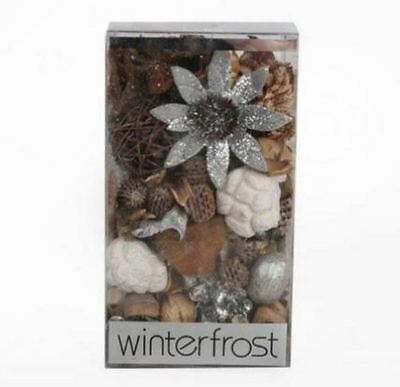 Winter Frost Spice Xmas Fragrance Scented Pot Pourri Party Home Decoration Gift