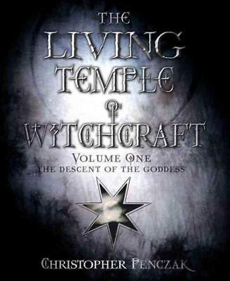 The Living Temple Of Witchcraft [978073871 - Christopher Penczak (Paperback) New