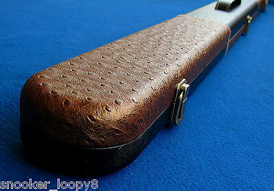Uk Seller - Quality Handmade Snooker Cue Case Patchwork Style