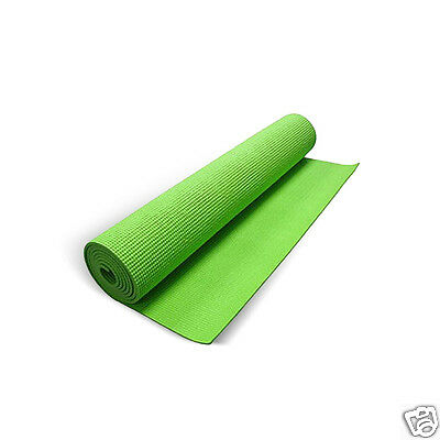 "Yoga & Exercise 5'6"" Non-Slip Shock Absorbing Pad - Wii Fit Workout Mat by Intec"