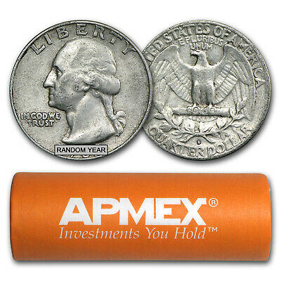 90% Silver Coins - $10 Face-Value Roll - SKU #16485