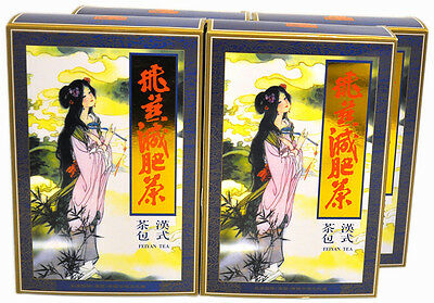 Ekong Oolong 8 Packs Fei Yan Feiyan Slimming Tea Lose Weight 160 Bags Dieters