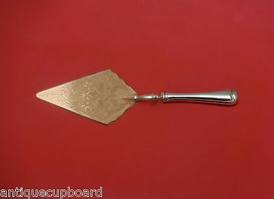 Old French by Gorham Sterling Silver Pastry Server Fancy Vermeil HH Custom