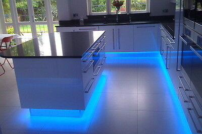 Shelf/Shed/Garage/Stairs/Doorway LED Strip Light Sets 9v Multi Colours/Sizes