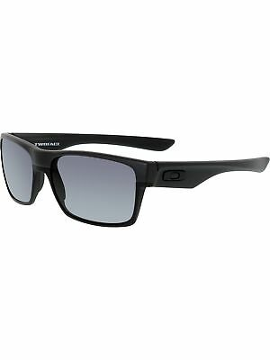 Oakley Men's Twoface OO9189-05 Grey Square Sunglasses