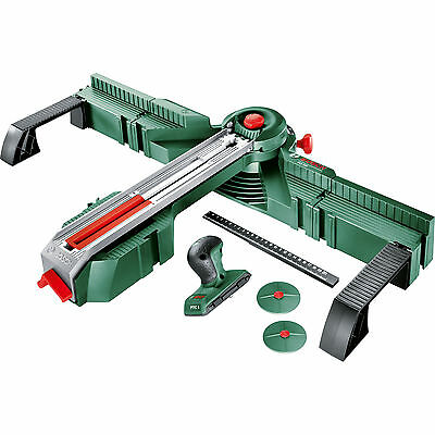 Bosch PLS 300 Jigsaw Saw Station with Tile Cutter Attachment