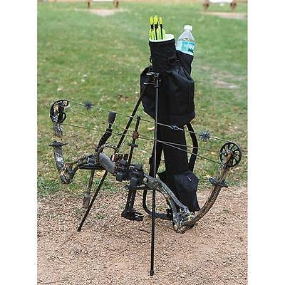 Bow Butler Archery Caddy, Stand, Quiver, Accesories Bag - All In One!