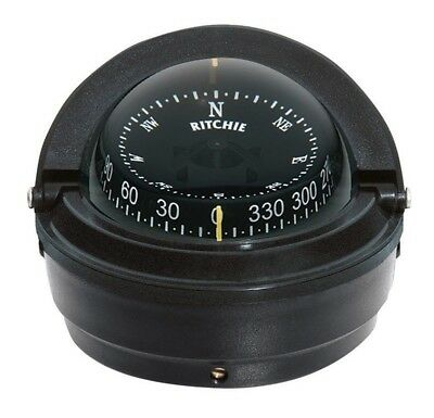 Ritchie Compass Voyager Surface Mount Blk S-87 232090