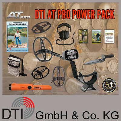 DTI AT PRO POWER PACK Metalldetektor, Metallsonde