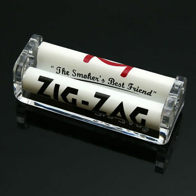 70mm Easy Handroll Cigarette Tobacco Rolling Machine Roller Maker ZIG-ZAG