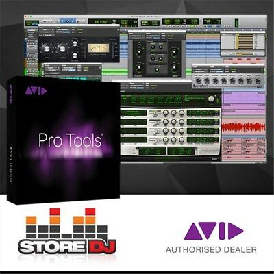 Avid Pro Tools 12 w/ Annual Upgrade - Student/Teacher (inc. Activation Card & iL