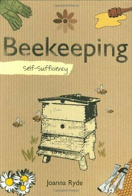 Self-sufficiency Beekeeping by Joanna Ryde Paperback Book The Cheap Fast Free