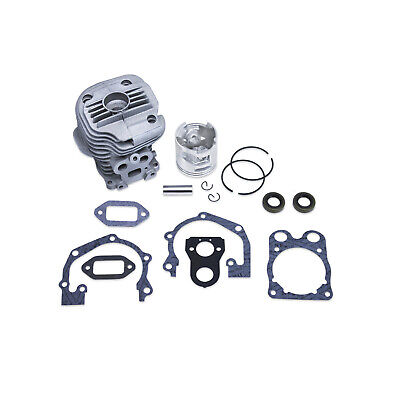 Cylinder Head Piston & Gasket Kit Husqvarna Partner K750 K760 Concrete Saw 51mm