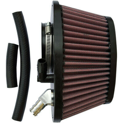 Trask PowerFlo High Fllow Air Cleaner Kit for Indian Scout Models 14-16