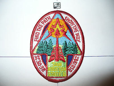 OA 1982 Area SC 3a,3b, Conference Patch,pp,137 Colonneh HOST,60,99,578, Texas,TX