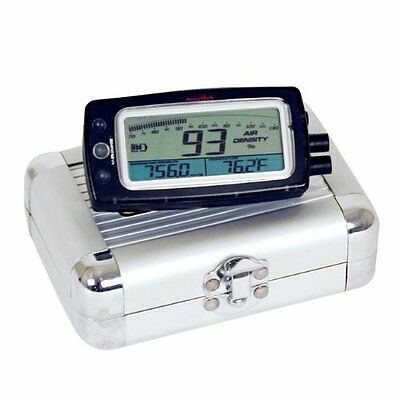 Longacre Racing 50887 Digital Air Density Gauge with Case