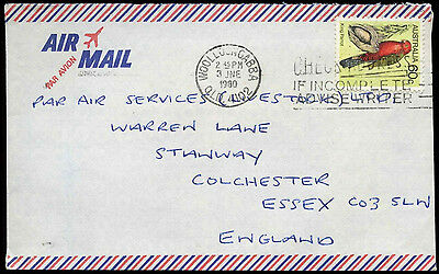 Australia 1980 Commercial Airmail Cover To England #C31651