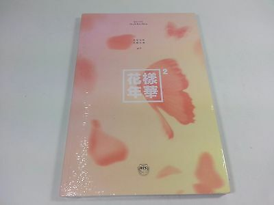 BTS Bangtan Boys 4th aIblum In the mood for love PT2 CD photocard KPOP Peach ver