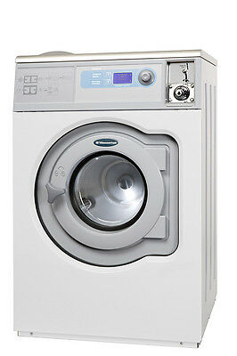 Wascomat Washer Front Panel (W655/W662, White)