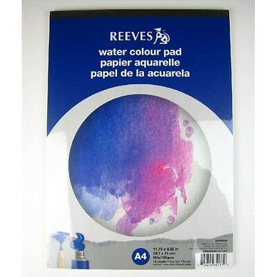 Aquarellpapier A4 REEVES Block 8490656 Aquarellblock