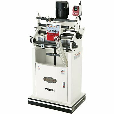 Shop Fox W1804 1 HP 11-Inch Dovetail Machine