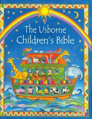 Usborne Children's Bible (Usborne Children's Bible S.) Hardback Book The Cheap