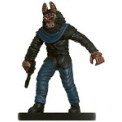 Gotal Imperial Assassin - Star Wars Force Unleashed Miniature Single Figure