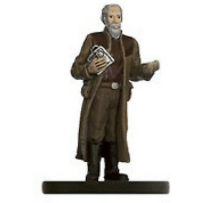 General Dodonna - Star Wars Legacy of the Force Miniature Single Figure