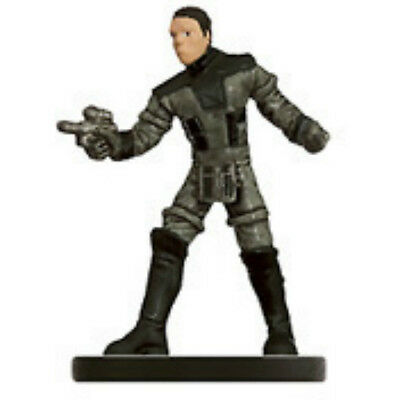 Jagged Fel - Star Wars Legacy of the Force Miniature Single Figure