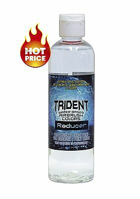 Dna Trident Reducer 250Ml Airbrush Paint Waterbase Colours Spray Auto Art