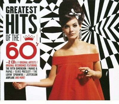 Various Artists - Greatest Hits of the 60's / Various [New CD]