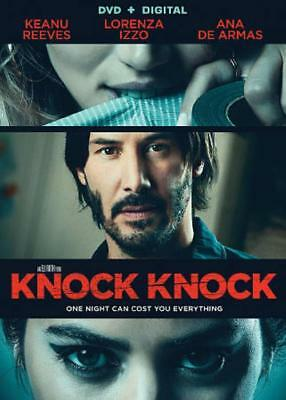 Knock Knock New Dvd