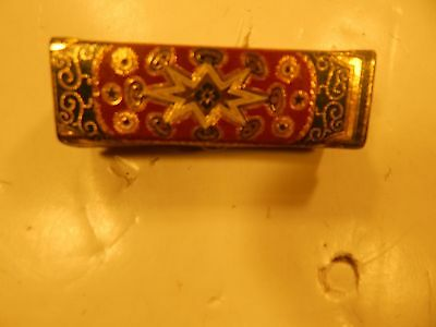 Vintage Lipstick Holder with mirror, Made in Italy, very good condition