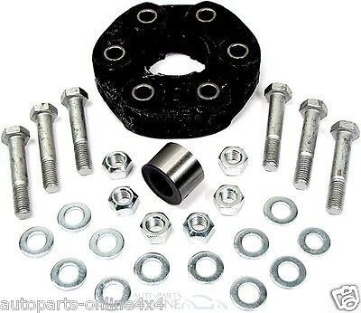 Land Rover Discovery 1 Rear Propshaft Coupling Doughnut & fittings-TVF100010+K