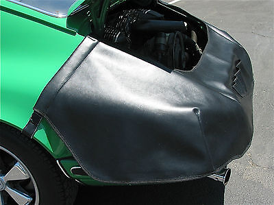 Porsche 911 912  rear fender cover for engine work