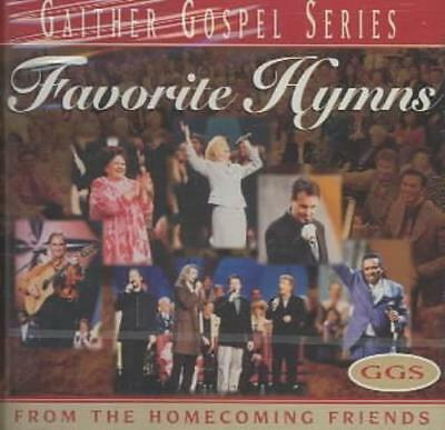 Bill & Gloria Gaither (Gospel) - Favorite Hymns Of The Homecoming Friends New Cd