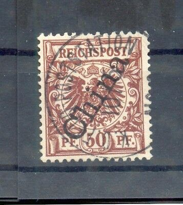 China 6II FELDPOSTSTEMPEL (F2928