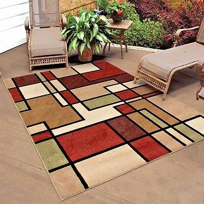 RUGS AREA RUGS OUTDOOR RUGS 8x10 INDOOR OUTDOOR RUGS CARPET LARGE BIG PATIO  RUGS