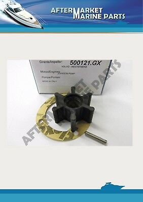Volvo Penta impeller replaces 21951342 3586496 875583 MD5 MD6 MD7 MD11