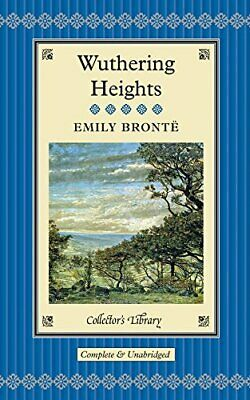 Wuthering Heights (Collector's Library) by Emily Bronte 1904633048