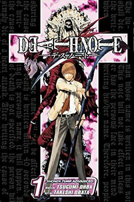 Death Note: Volume 1 by Ohba, Tsugumi Paperback Book