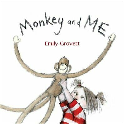 Monkey and Me, Gravett, Emily Paperback Book The Cheap Fast Free Post
