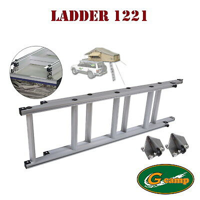 G CAMP 1420 LADDER for ROOF TOP TENT CAMPER TRAILER 4WD 4X4  CAR REPLACEMENT