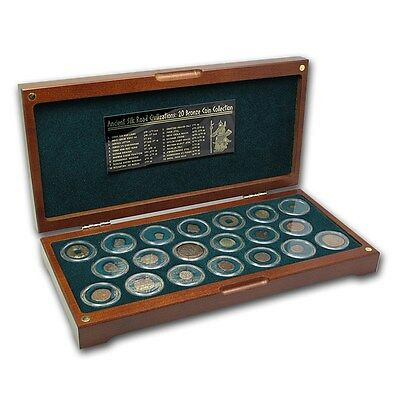 Ancient Silk Road Bronze Collection (20 coins) - SKU #45981