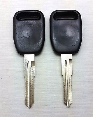 1X KEY BLANK 1987 - 1995 Land Rover Range Rover Classic DISCOVERY I II 1 2