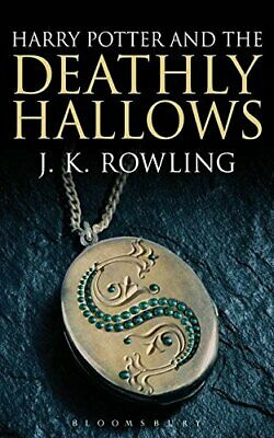 Harry Potter and the Deathly Hallows (Book 7) [Adult..., J. K. Rowling Paperback