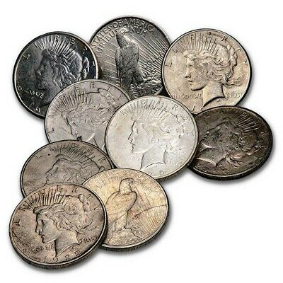 Morgan or Peace Silver Dollars Culls - SKU #180
