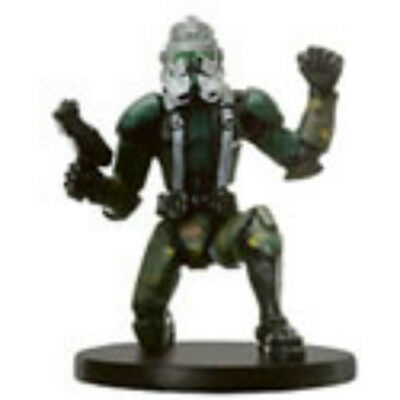 Clone Commander Gree - Star Wars Champions of the Force Miniature
